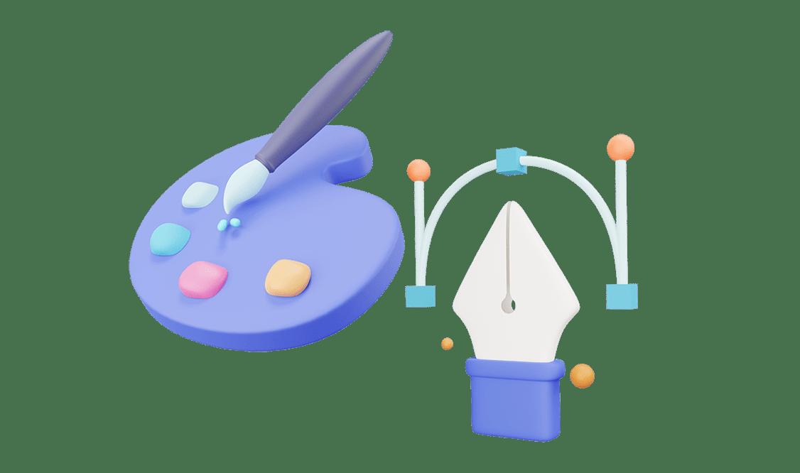 Création maquette graphique et webdesign à Grenoble