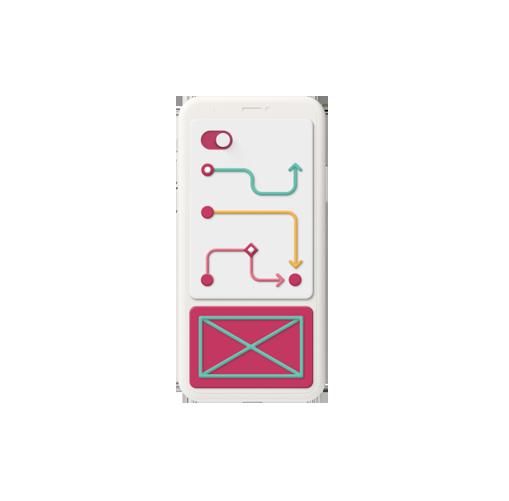 Conception UX : expérience utilisateur sur mobile